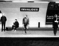 metro paris litteral 12 Mises en scènes du nom des stations du métro de Paris  photographie bonus