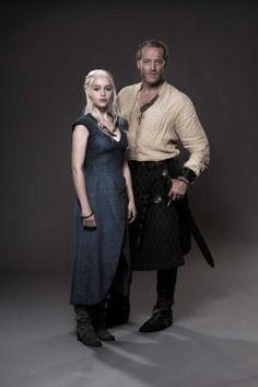 Khaleesi & Jorah