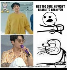 Jungkook Funny, Bts Memes, Haha, Cute, People, Ha Ha, Kawaii, People Illustration, Folk