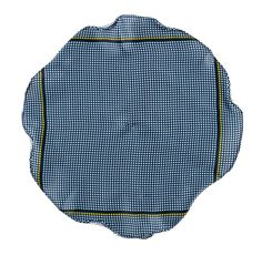 Accessorize in style, with this ITALO FERRETTI Circle Geometric Blue 100% Silk Handkerchief Pocket Square!  |  Find yours! http://www.frieschskys.com/accessories/pocket-squares  |  #frieschskys #mensfashion #fashion #mensstyle #style #moda #menswear #dapper #stylish #MadeInItaly #Italy #couture #highfashion #designer #shopping