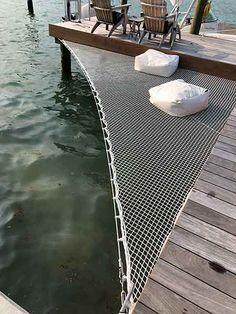 Lake Dock, Lake Beach, Docks Lake, Boat Dock, Ideas Cabaña, Dock Ideas, Haus Am See, Lakeside Living, Lake House Plans