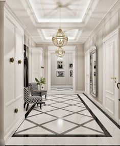 From marble slabs to mosaic patterns, discover the top 50 best entryway tile ideas. Explore rustic to modern foyer flooring design inspiration. of hallway ideas ideas modern entryways ideas storage ideas long Modern Foyer, Home Modern, Modern Decor, Modern Classic Interior, Classical Interior Design, Modern Entrance, Apartment Interior Design, Interior Decorating, Interior Ideas