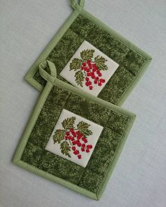 Pot Holders, Quilting, Hot Pads, Potholders, Fat Quarters, Jelly Rolls, Quilts