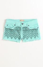 Carnivals Embroidered Shorts #tribal Get 5% Cash Back http://studentrate.com/itp/get-itp-student-deals/Pacsun-Student-Discount--/0
