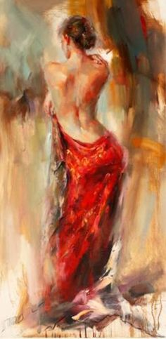 Anna Razumovskaya Aurora in Red oil painting for sale; Select your favorite Anna Razumovskaya Aurora in Red painting on canvas and frame at discount price. Woman Painting, Figure Painting, Painting & Drawing, Painting Tips, Anime Sensual, Portrait Art, Beautiful Paintings, Erotic Art, Figurative Art