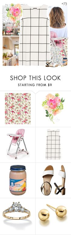 """""""#73"""" by lessalice ❤ liked on Polyvore featuring Liberty Art Fabrics, Carter's, MANGO, Gerber, Gap, Palm Beach Jewelry and Astley Clarke"""
