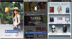Ideal para quem adora um app e quer ficar antenado no mundo da moda. Vamos apresentar três desses aplicativos que são o Dujour, Tizkka, Coll Guy.