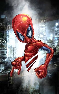 LIL SPIDEY by *Vinz-el-Tabanas on deviantART