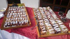 Desserbuffet zum Grillabend auf der Strohsackhütte - die Gäste vom Genuss-Hotel Almrausch**** konnten ihr Abendessen auf über 1300 Meter genießen. www.almrausch.co.at