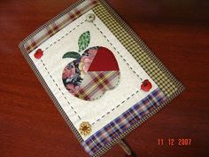 Capa de Caderno de Receitas, via Flickr.