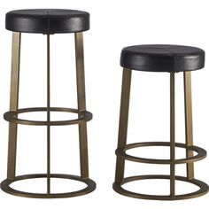 Make your pad the place to be with modern bar stools. Find both bar and counter stools in luxe velvet, edgy leather and natural seagrass online. Cool Bar Stools, Black Bar Stools, Counter Height Bar Stools, Modern Bar Stools, Modern Dining Chairs, Table Reglable, Fire Pit Table And Chairs, Dining Table, Find Furniture