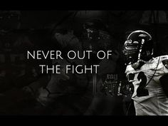 NEVER OUT OF THE FIGHT - Sport Motivational Video 2015