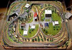 Model Trains - model train buildings: z scale