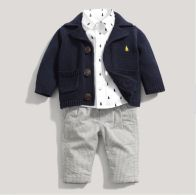 Babywear - Welcome to the World Boys - Welcome to the World Boys - Mamas & Papas
