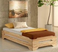 Heverő - emeletes-szétszedhető 2 külön ágyra!