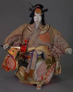 出雲の阿国 の画像|辻村寿和Collection「寿三郎」創作人形の世界