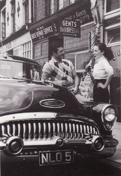 50s flirtation. It felt so good having a boy take notice of you and call you and want to see you for a date. B.