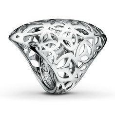 Di Modolo Ring Sterling Silver