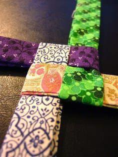 Sensational Tips Sewing Pattern Ideas. Brilliantly Tips Sewing Pattern Ideas. Quilting Tutorials, Quilting Projects, Sewing Tutorials, Sewing Patterns, Fabric Crafts, Sewing Crafts, Diy Crafts, Yarn Crafts, Fabric Stars