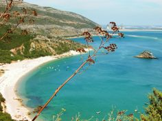 Portinho da arrabida, such an amazing landscape, close to Lisbon, Portugal