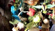 ╭დ╯My beautiful lighted tree of birds in the sun╭დ╯