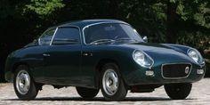 Coupé for the Appia Lancia designed by Zagato (1956 -1963)