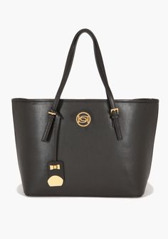 Beverly Hills Leather Tote