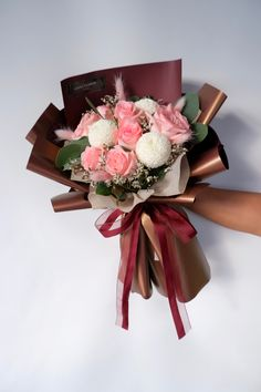 11支粉色玫瑰花束 • 韩式花束 • 复古红 11 Roses Bouquet 👉🏼 Rm 185 • Free Cocotina Gift Card : Write Message  👉🏼 #玫瑰花束 #11朵玫瑰花束 #手花 #节日爆款花束 #Rosebouquet #韩式花束 #新款花束 #特别花束 #大体花束 #Pandamart #Foodpanda #Pandashop  #johorflorist #floristjohor #jbflorist #flowerstagram #flowerbouquet #koreastylebouquet #handbouquet #花店 #新山花店 #florist #小天使花店 #小天使花屋 🌾 instagram@angelfloristgiftcentre ✉️ angelfloristgiftcentre@hotmail.com 🕊 www.wasap.my/60106608200