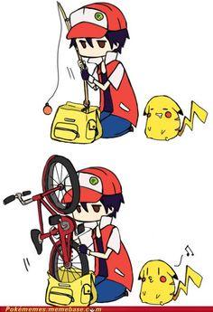 haha! Pokemon!