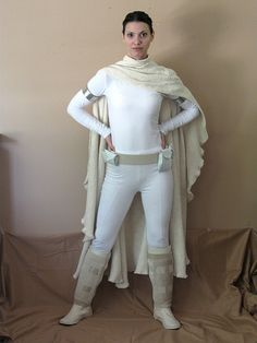 Star Wars Padme Costume | Flickr - Photo Sharing!