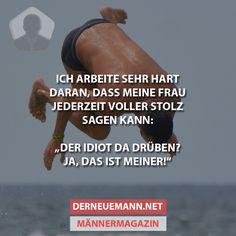 Ich arbeite hart ... #derneuemann #humor #lustig #spaß