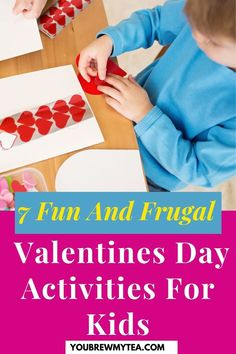 You want some great Valentine's Day activities to include the kids. You Brew My Tea has 7 kid-friendly fun things you can do and they are frugal too. Every activity is going to engage the… More Happy Valentine Day HAPPY VALENTINE DAY | IN.PINTEREST.COM WALLPAPER EDUCRATSWEB