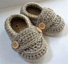 sapatinhos de bebe - Pesquisa Google