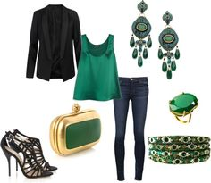 """ready for a night out on the town"" by kap-1105 on Polyvore"