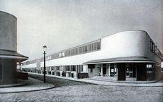 J.J. Pieter Oud, osiedle robotnicze Hoek van Holland Rotterdam 1924 - 1927