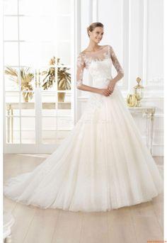 Vestidos de noiva Pronovias Lavens 2014