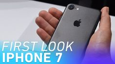 Apple iPhone 7 first look