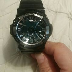 G -Shock watch In new condition no scratches -Mens G-Shock Accessories Watches