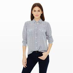 Tabi Silk Shirt, Crepe de chine $149.50