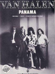 Eddy Van Halen, Van Halen 5150, Red Rocker, David Lee Roth, Uk Magazines, Best Guitarist, Magazine Ads, Love You, My Love