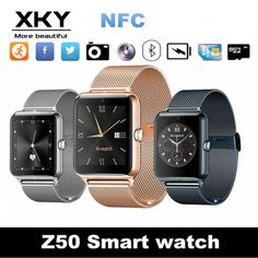 ขาย Z50 Bluetooth Smart Watch smartwatch support SIM Card TF MP3 MP4 Smart Phone Compatible for Android กำลังลด 59% เหลือ ฿1,760 เท่านั้น! ซื้อได้ที่ Shopee ตอนนี้เลย!https://shopee.co.th/jonnylaw.th/792674898