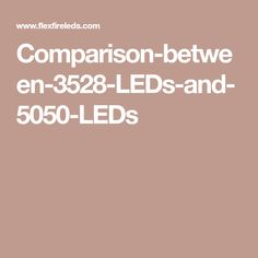 What is the difference between 3528 LEDs and 5050 LEDs Flexible Led Strip Lights, Led Light Strips, Strip Lighting, Store, Linear Lighting, Larger, Shop
