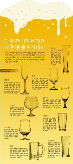 동아닷컴 Fruit Drinks, Alcoholic Drinks, Café Bar, Home Brewing Beer, Natural Remedies For Anxiety, Food Design, Coffee Drinks, Drinking Tea, Cooking Tips
