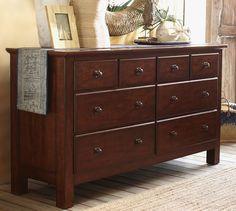 Mason Extra-Wide Dresser | Pottery Barn