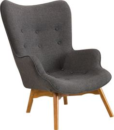 Sleeper Sofas Canyon Vista Mid Century Wingback Chair u Reviews AllModern