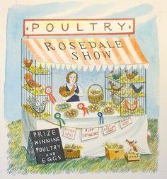 Poultry illustration