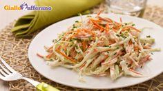Insalata di cavolo e carote (coleslaw)  Looks interesting, will need to translate the recipe