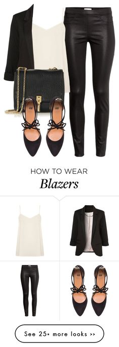 """Untitled #4357"" by laurenmboot on Polyvore featuring H&M, Topshop and Elizabeth and James"