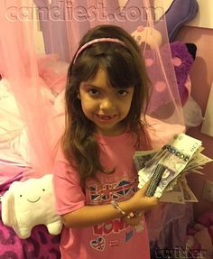 Farrah Abraham gave daughter £900 ($1,300) for losing a tooth this time