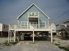 Southern Comfort Beach House in Fort Morgan(Gulf Shores, ~AL~)Vacation Rental in Fort Morgan from @HomeAway! #vacation #rental #travel #homeaway